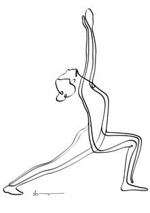 Shankar Ramakrishnan, Warrior Pose - Complete (Germany, Europe)
