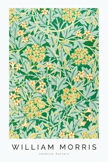 Art Classics, Jasmine Pattern von William Morris (Großbritannien, Europa)