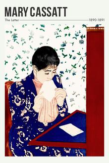 Art Classics, This Letter by Mary Cassatt (France, Europe)