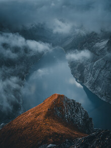 Fabian Huebner, Beruhigende Höhen (Schweiz, Europa)