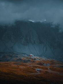 Fabian Huebner, Wohlige Einsamkeit (Schweiz, Europa)