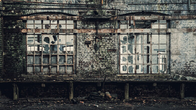 Sascha Faber, Broken Windows (Belgium, Europe)