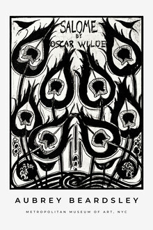 Art Classics, Exhibition poster: Aubrey Beardsley (Germany, Europe)