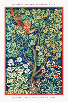 Art Classics, Exhibition Poster William Morris and John Henry Dearle (Germany, Europe)