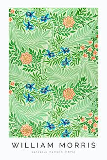 Art Classics, William Morris: Larkspur pattern (Germany, Europe)