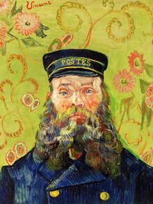 Art Classics, Vincent van Gogh: The Postman (Joseph Roulin) (France, Europe)