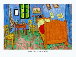 Art Classics, Vincent Van Gogh: Das Schlafzimmer (Frankreich, Europa)