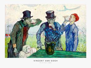 Art Classics, Vincent Van Gogh: The Drinkers (Germany, Europe)
