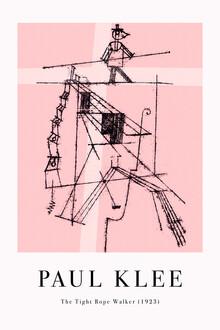 Art Classics, Paul Klee: Tightrope Walker (Switzerland, Europe)