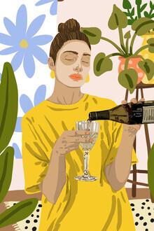 Uma Gokhale, Wine Self Love (India, Asia)