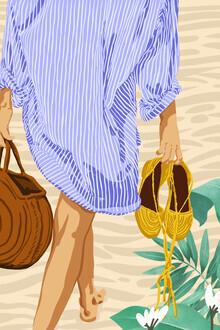 Uma Gokhale, I followed my heart & it led me to the beach (India, Asia)