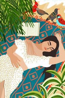 Uma Gokhale, Beach. Read. Sleep. Repeat. (India, Asia)