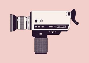 Florent Bodart, Super 8 Kamera (Deutschland, Europa)