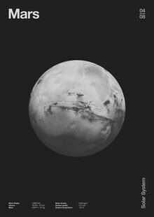 Florent Bodart, Sonnensystem - Mars (Deutschland, Europa)