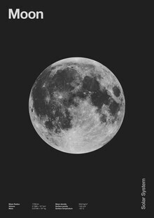 Florent Bodart, Sonnensystem - Mond (Deutschland, Europa)
