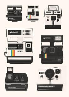 Florent Bodart, Instant Camera Collection (Deutschland, Europa)