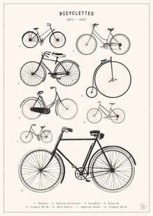 Florent Bodart, Bicyclettes (Deutschland, Europa)