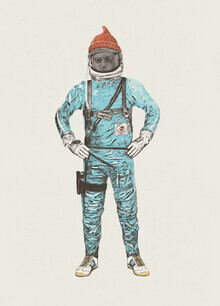 Florent Bodart, Zissou in Space (Deutschland, Europa)