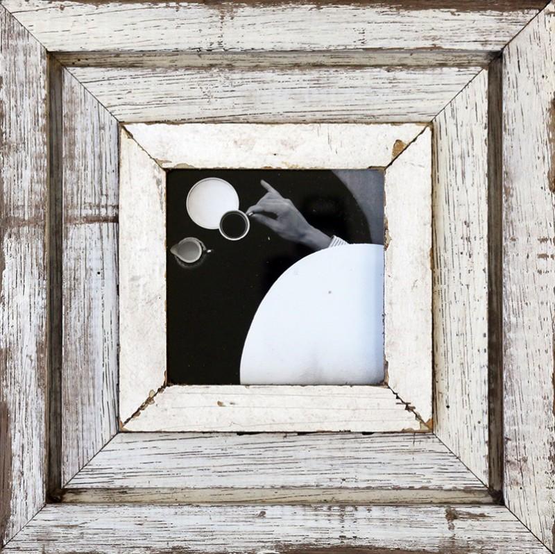 Espresso\' - A6 Quad (23 x 23 cm) Picture Frames | Photocircle