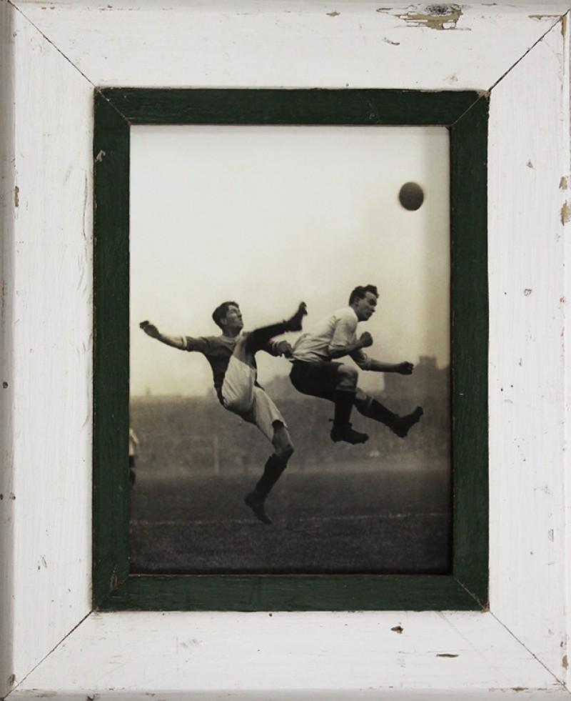 Fußball 1909\' - A4 (43 x 34 cm) Bilderrahmen | Photocircle