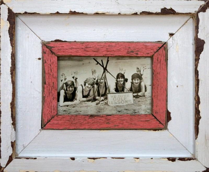 Frauen an einem Strand in Kalifornien, 1927\' - A6 (29 x 23 cm ...