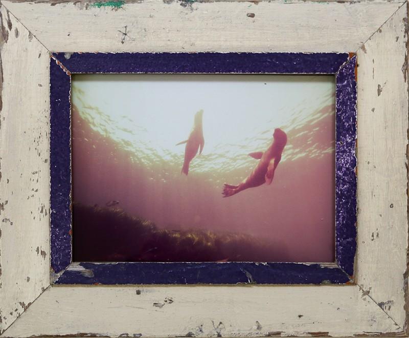 Bilderrahmen Holz Recycling ~ feel'  A4 (43 x 34 cm) Bilderrahmen  Photocircle
