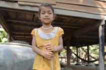 Patenschaft für Sannchay in Kambodscha