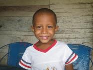 Eine Patenschaft für Maicol in Kolumbien