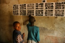 Support schools in Guinea-Bissau