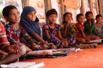 School for the poor in Bangladesh