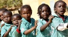 kindergarten Burkina Faso