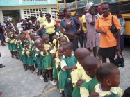 Give Haiti's slum children hope