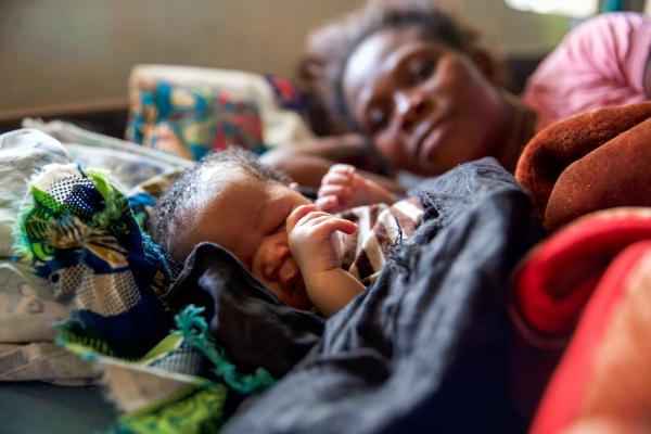 Leben schenken in Sierra Leone