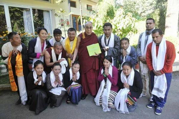 Stipendien für Tibetische Geflüchtete