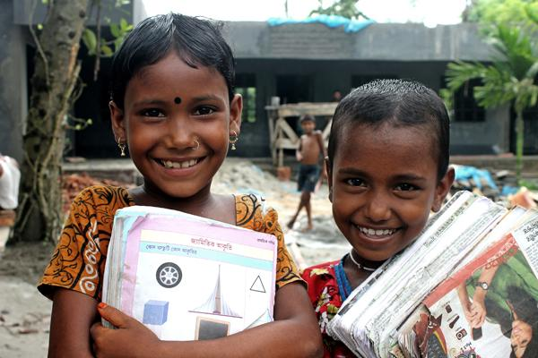 Education for girls in Bangladesh